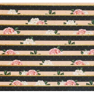 Ацетатный лист «Парижское небо» 30.5 х 30.5 см от Арт Узор