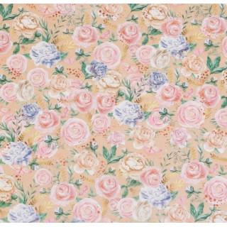 Ацетатный лист «Райский сад» 30.5 х 30.5 см от Арт Узор