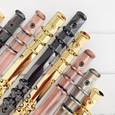 Кольцевые механизмы, магнитные застёжки