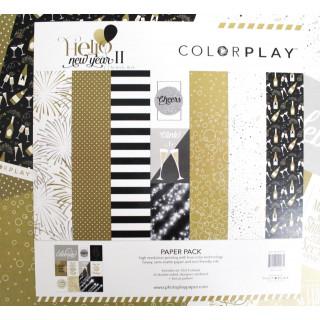 Набор двусторонней  бумаги 30х30см от Photo Play  30,5х30,5 см.