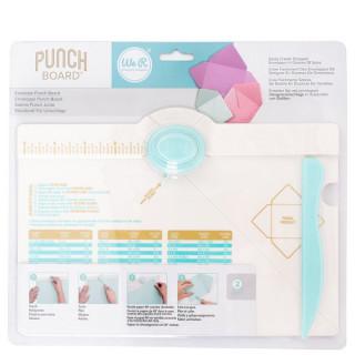 Доска для изготовления конвертов Envelope Punch Board от We R Memory Keepers