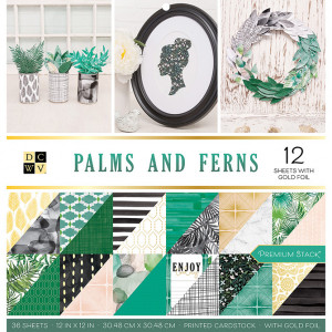 "DCWV ""PALMS AND FERNS"""