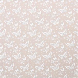 Калька/Веллум «Бабочки» 30.5 х 30.5 см от Арт Узор