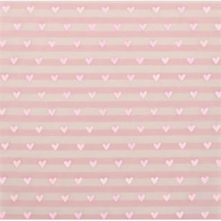 Цветная Калька/Веллум «Сладкие грёзы» с розовым фольгированием 30.5 х 30.5 см от Арт Узор