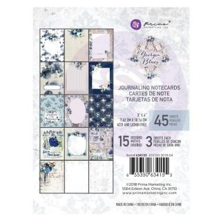 Карточки 10х7,5см Georgia Blues от Prima Marketing