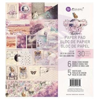 Набор бумаги 20х20 см Moon Child от Prima Marketing
