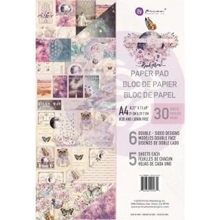 Набор бумаги А 4  Moon Child от Prima Marketing