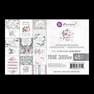 Карточки 10х15 см Poetic Rose  от Prima Marketing