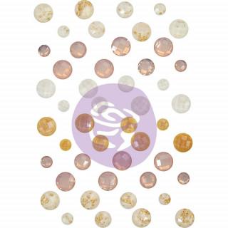 Кристаллические  камушки Pretty Pale от Prima Marketing