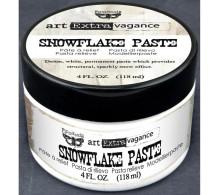 Паста Finnabair Art Extravagance Snowflake Paste 4oz (118 ml)  от Prima Marketing