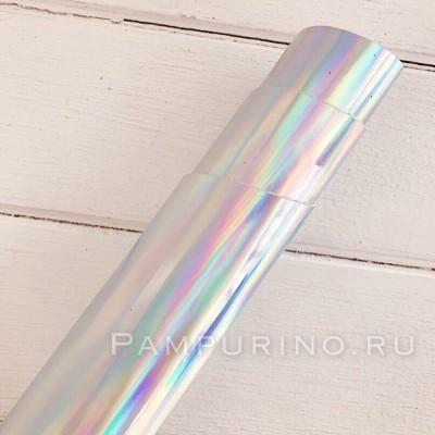Ткань Неоновая. Цвет- серебро  35х50см
