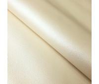 """Перламутровый кожзам с тиснением под кожу """"Бледно-жёлтый"""" 35х45 см."""