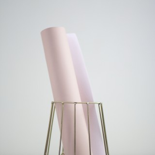 """Переплетный кожзам Soft-touch цвет """"Розовый пастельный"""" 25х70см"""