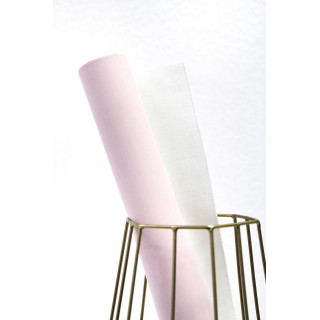"Переплетный кожзам Soft-touch цвет ""Нежно-розовый"" 34х50см"