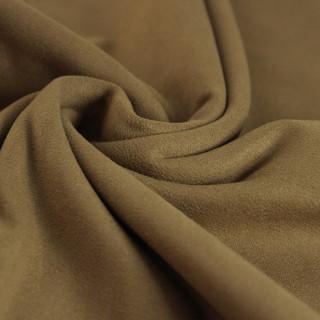 """Двусторонняя замша Soft-Touch """"Цвет - Орехово-коричневый"""" 35х50 см."""