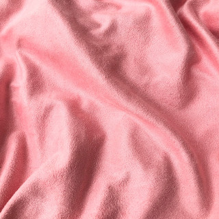 Супер Тонкая Ткань под замшу, Цвет - Нежно-розовый  35х50 см