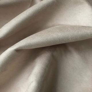 Микро-замша Soft-Touch односторонняя, Цвет - Песочный 35х50 см.  не тянется