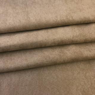Ткань под замшу, Цвет - Мокрый песок 35х50 см