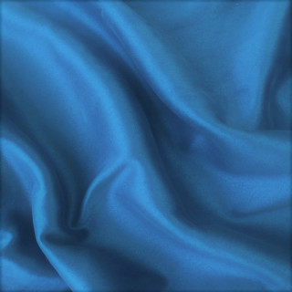 Ткань под замшу, Цвет - Синий  33х50 см