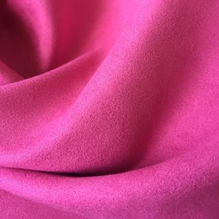 Микро-замша Soft-Touch односторонняя, Цвет - Фуксия 35х50 см. не тянется