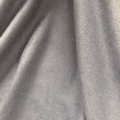 Односторонняя замша. Тянется в одну сторону! Цвет - Серый  35х50см