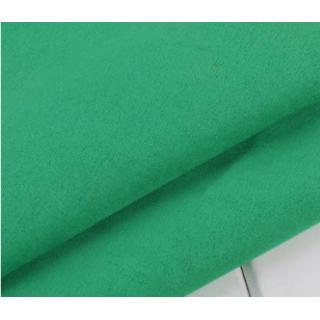 Супер Тонкая Ткань под замшу, Цвет - Зеленый 35х50 см