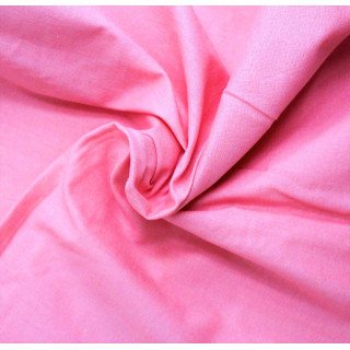 Ткань Хлопок, Цвет - Розовый 40 х 50см.