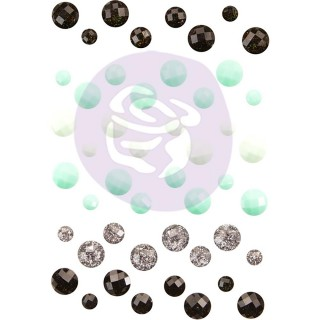 Кристаллические камушки Flirty Fleur от Prima Marketing