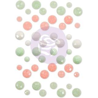 Кристаллические камушки   Santa Baby от Prima Marketing